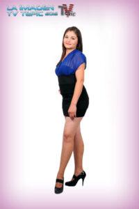 Blanca Estela Ayón Campos - Imagen Tv Tepic 2013