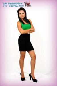 Montserrat Salinas Gamiño - Imagen Tv Tepic 2013