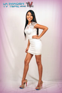 Paola Juliette Medina Romero - Imagen Tv Tepic 2013