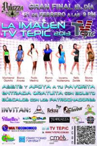 Concurso Imagen Tv Tepic 2013