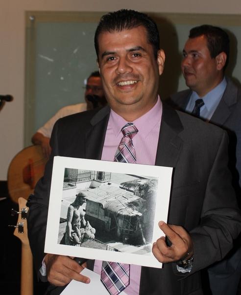 La fotografía ganadora del primer lugar fue la del Arquitecto Quiroga García